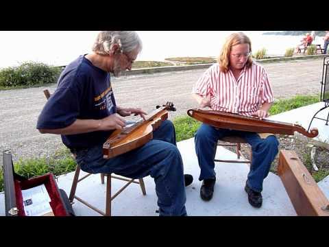 Mountain Dulcimer Duet - Rock the Cradle Joe