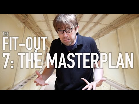 The Narrowboat Fit Out – 7: The Masterplan (Talking Through Our Planned Narrowboat Layout)