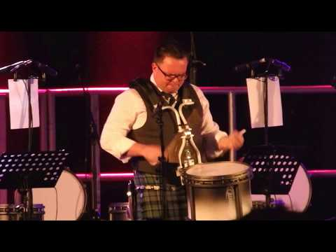 Inveraray & District Pipe Band - Live In Ballymena Concert 2018 - D/S Steven McWhirter Solo