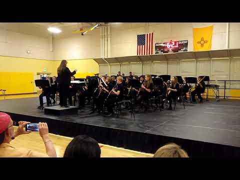 Eldorado Middle School Advanced Band - Indiana Jones Theme