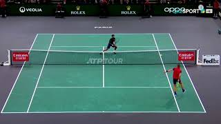«QAZSPORT» телеарнасы ATP 250 «Astana Open» турнирін тікелей эфирде көрсетеді