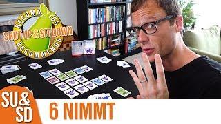 6 Nimmt (aka Take 5!) - Shut Up & Sit Down Review