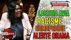 ALERTE DRAMA - LAETITIA AVIA - ACCUSÉ DE RACISME, HOMOPHOBIE, HARCELEMENT, HUMILIATION...
