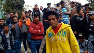 JUANITO KORACHA vs MC KABLE - CUARTOS - BDM clasificatoria Ambato
