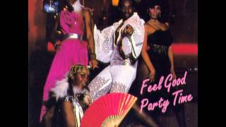 Jr Funk & The Love Machine - Make Your Body Move