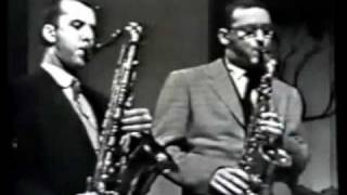 "Subconscious-Lee - Warne Marsh and Lee Konitz perform on the TV show ""The Subject is Jazz"", 1958"