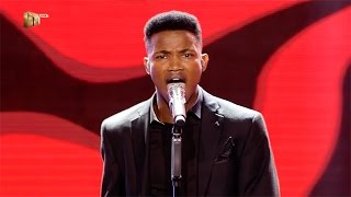 "Idols SA Season 12 | Top 5 | Thami - ""I Got You (I Feel Good)"""
