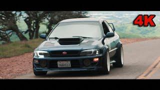Rally Legend: 2001 Subaru Impreza R-STI GC8 [4K]