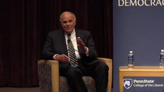 Ed Rendell: Reflections of the Campaign