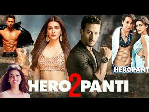 Heropanti 2 Movie 2021 | Tiger Shroff, Kriti Sanon, Heropanti 2 Trailer, Heropanti 2 Teaser, Baaghi3
