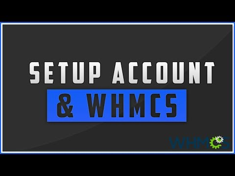 Reseller Hosting Tutorial: Setup Account & WHMCS