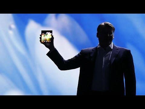 سامسونغ تكشف عن مميزات هاتفها الجديد القابل للطي -غالاكسي فولد-…  - 13:54-2019 / 2 / 21