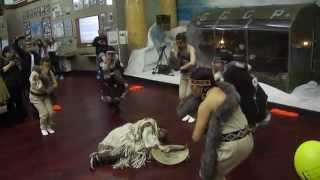 Ночь музеев 2015 -  танец чукчей(Музей Арктики и Антарктики., 2015-05-16T19:51:52.000Z)