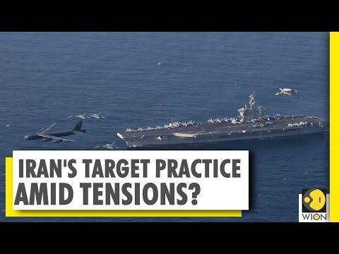 Iran moves mock