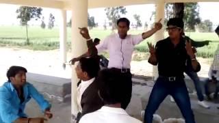 Funny Dance On Tere Ishq Me Nachenge