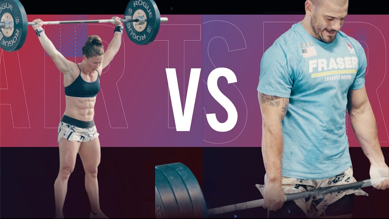Who is more Fit - Tia or Mat?