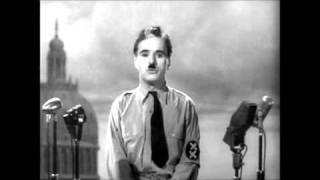 "Sir Charles Spencer ""Charlie"" Chaplin (Exceptional Speech)"