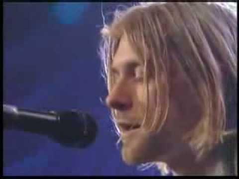 Nirvana  Oh MeWhere Did You Sleep Last Night? Unplugged