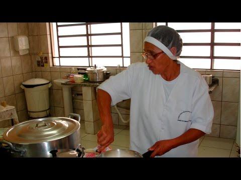 Curso Capacitação para Cozinheira - Merendeira Escolar - Receitas Mais Usadas