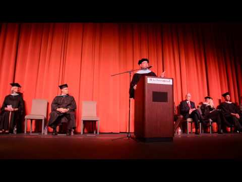 State of the College Speech - Richmond Community College