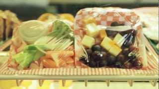 D-Wrap au poulet BBQ - La santé au menu - ITHQ