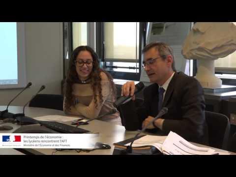 L'Agence France Trésor expliquée aux lycéens