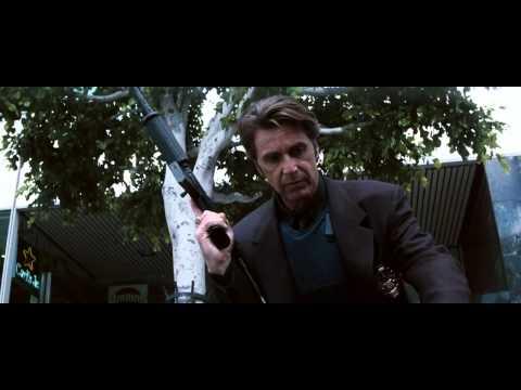 Heat (1995) Full Bank Robbery Shootout HD Scene