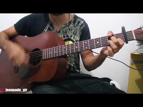 JP Oira  Anti-Amor  Gustavo Mioto Violão Cover