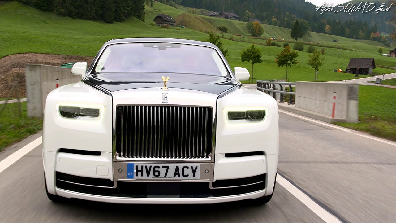 We may earn commission on some of the items you choose to buy. New Rolls Royce Phantom Interior Exterior And Drive Wold S Most Luxurious Car Youtube