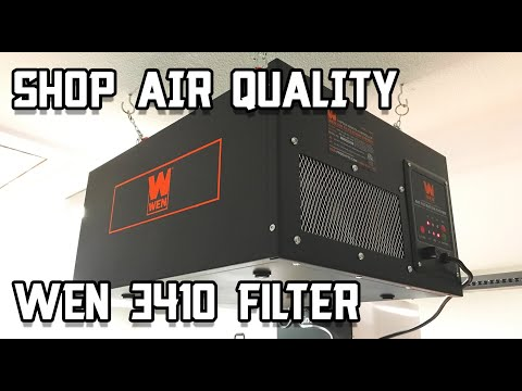 Shop Air Filtration with the WEN 3410