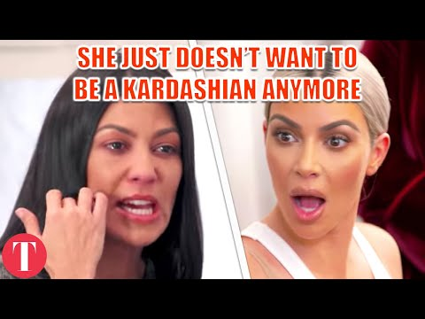 Kourtney Kardashian REFUSES To Film On KUWTK After Feuding With Sister Khloe