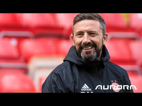 Derek McInnes talks passionately about development plans