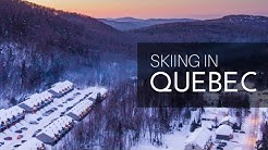 Skiing in Stoneham, Quebec Jamboree & Quebec City   That Adventurer