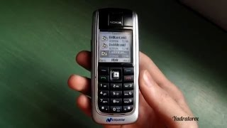 Nokia 6021 retro review (old ringtones, wallpapers & others)