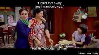 'Tu Chahiye'   FULL   Bajrangi Bhaijaan 2015 song    sub English & Indonesia   HD Mp3