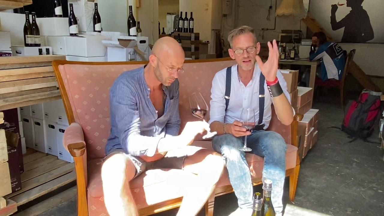 De week doornemen met Sander Salburg van Winesunlimited