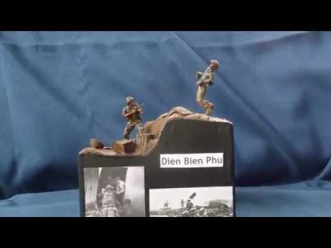 """The French Stalingrad"" Dien Bien Phu 1954 vignette in 1/35 scale"