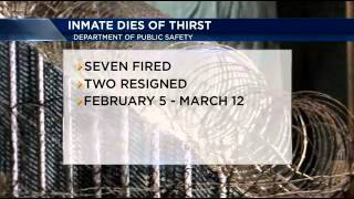 Mentally Ill Inmate Dies in Prison From Dehydration
