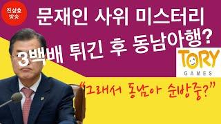 """문재인 사위 미스터리! 대출 300배 튀긴 후 동남아행? """"그래서 동남아 순방중?"""" (진성호의 직설)"""