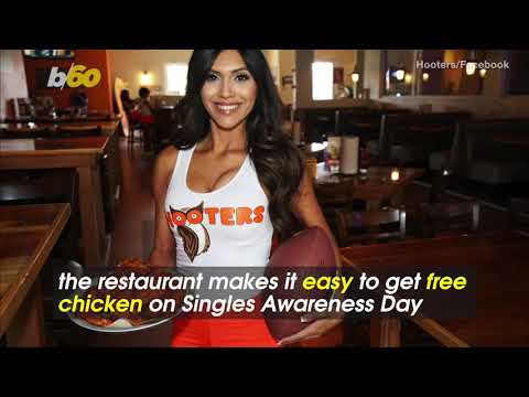 Tony Sandoval on The Breeze - Single for Valentine's Day?  You Can Pick Up FREE Chicken Wings Thursday!