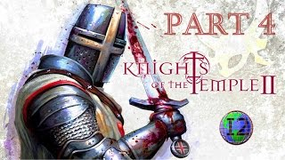 Knights of the Temple II PC Walkthrough Part 4 (ISQUARED) HD