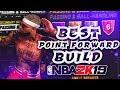 Download BEST SPEEDBOOSTING POINT FORWARD BUILD IN NBA 2K19! MOST OVERPOWERED POINT FORWARD BUILD!