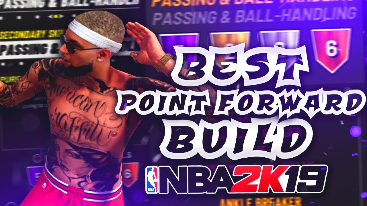 Nba 2k19 prelude best Point Guard Build