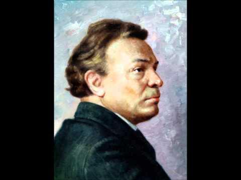 """Ottorino Respighi """"Semirama"""" (Act I)"""