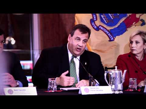 NJ Economic Summit hosted by Rutgers Business School