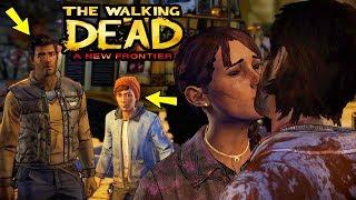BEHLÜL JAVİNİN YASAK AŞKINI HERKES ÖĞRENİYOR! - The Walking Dead: A New Frontier Episode 5