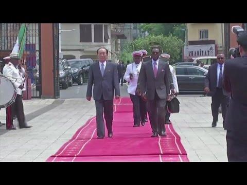 Guinée Équatoriale, La Corée du nord et la Guinée Équatoriale renforcent leur coopération