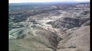Valle de la Luna Parque Provincial Ischigualasto