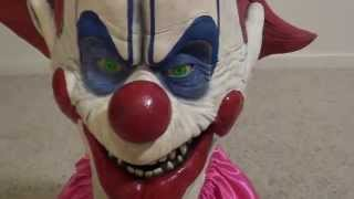 "Killer Klown ""Slim"" Mask Killer Klowns From Outer Space"