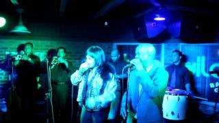 Vilma Diaz y La Sonora en vivo at Tequila Bar Ontario   Capullo y Sorullo